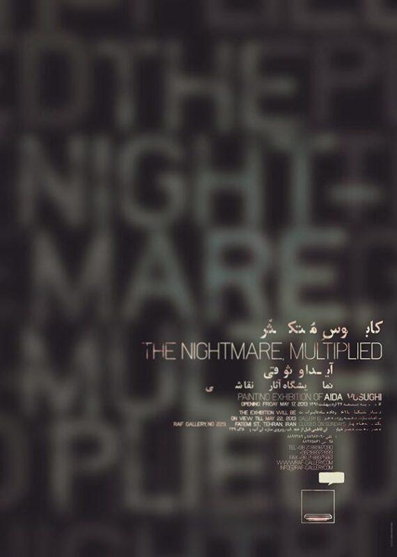 Multiplied Nightmares Poster