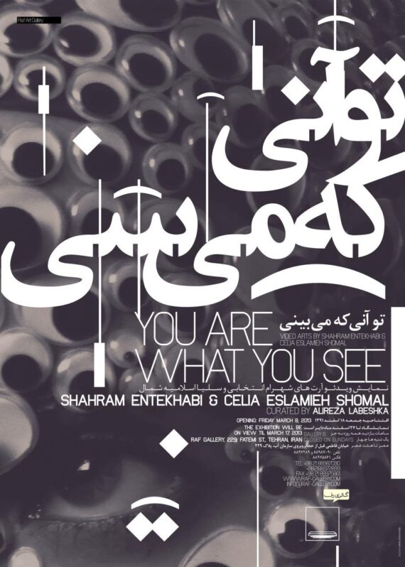 You Are What You See Poster